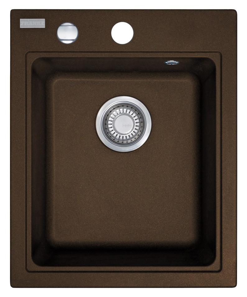 Мойка кухонная Franke Maris MRG 610-42 шоколад