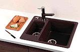 Мойка кухонная Schock Cambridge 60 мокка, фото 2
