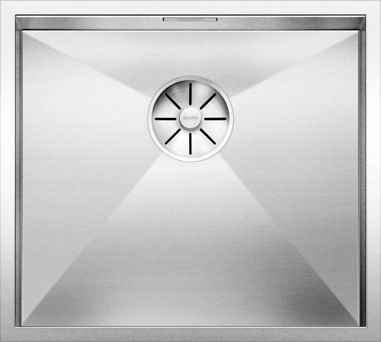 Мойка кухонная Blanco Zerox 450-IF
