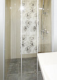 Душевая дверь в нишу GuteWetter Practic Door GK-403 90-94 см стекло бесцветное, профиль матовый хром, фото 4