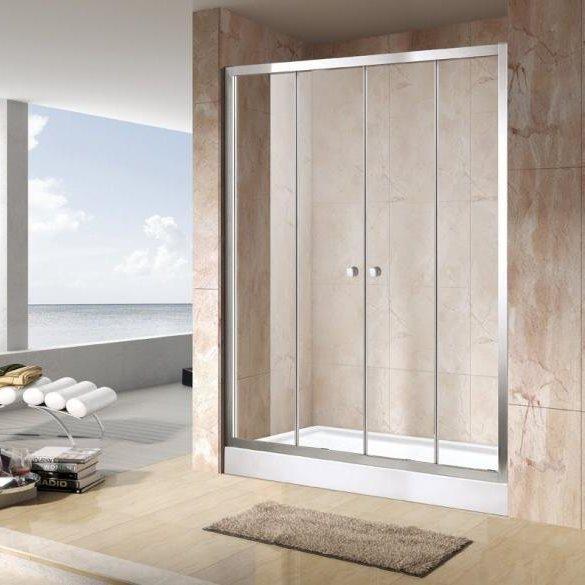 Душевая дверь в нишу Cezares Anima BF2 170 C Cr