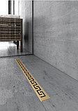 Душевой лоток Berges Wasserhaus B1 Antik 092127 90 см, фото 2
