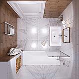 Акриловая ванна 1ACReal Стандарт Гамма 150 см, фото 3
