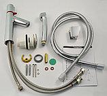 Смеситель Hansgrohe Talis Select S 72291000 для раковины с гигиеническим душем, с донным клапаном Push-Open, фото 4