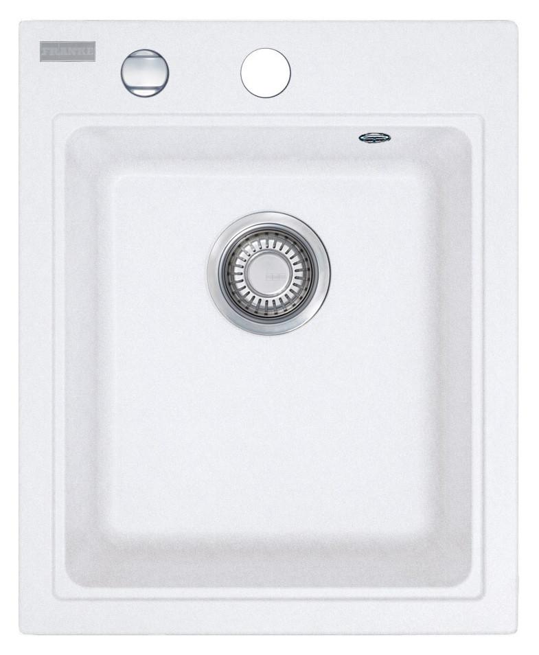 Мойка кухонная Franke Maris MRG 610-42 белый