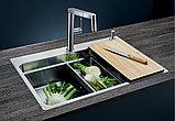 Мойка кухонная Blanco Etagon 700-IF/A, фото 3