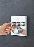 Душевой комплект Grohe Grohtherm SmartControl 34706000 С ВНУТРЕННЕЙ ЧАСТЬЮ, фото 4