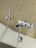 Смеситель Paini F1 F1CR105KM для ванны с душем, фото 2