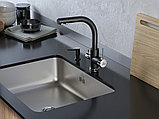 Смеситель Paulmark Essen Es213011-401 для кухонной мойки, антрацит с системой обратного осмоса, фото 3