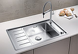 Мойка кухонная Blanco Andano XL 6S-IF Compact R, клапан-автомат, фото 2
