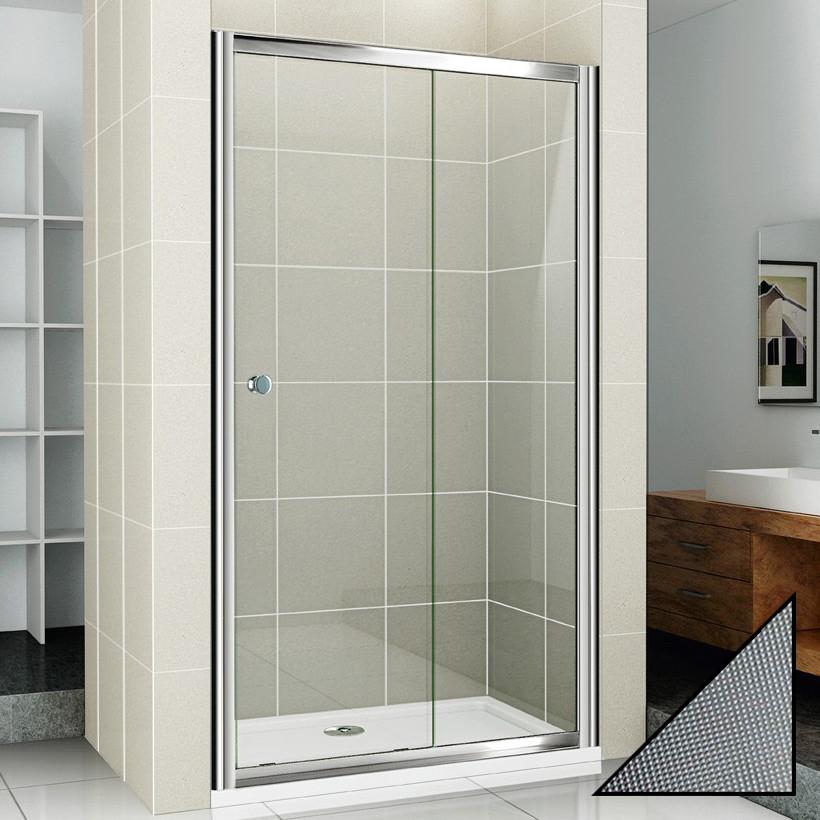 Душевая дверь в нишу Cezares Pratico BF1 100 P Cr