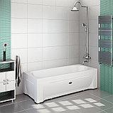 Акриловая ванна Radomir Vannesa Аврора 4 170x70 с каркасом, фото 2