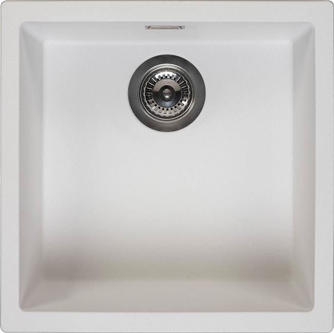 Мойка кухонная Reginox Amsterdam 40 Pure White 3,5'' (R32305)