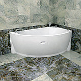 Акриловая ванна Radomir Бергамо правая, фото 3