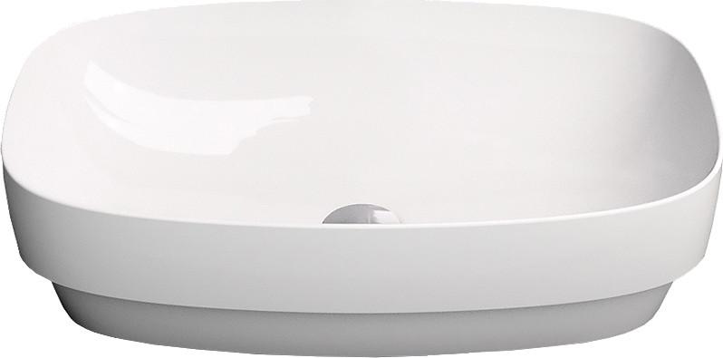 Раковина Catalano Green Lux 60x40 белый глянцевый