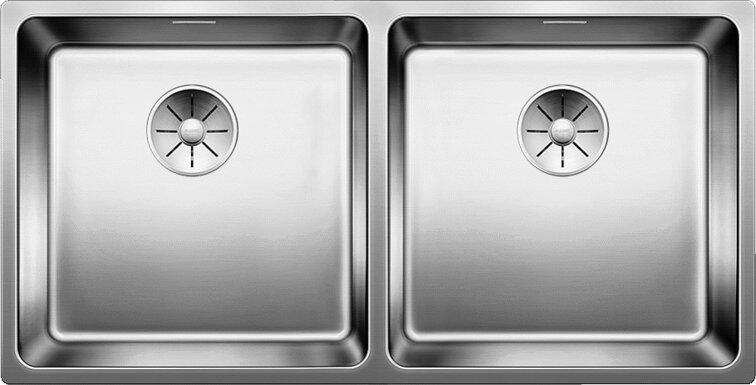Мойка кухонная Blanco Andano 400/400-IF