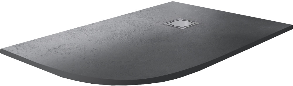 Поддон для душа RGW Stone Tray ST/AR-0129G 90х120 с сифоном