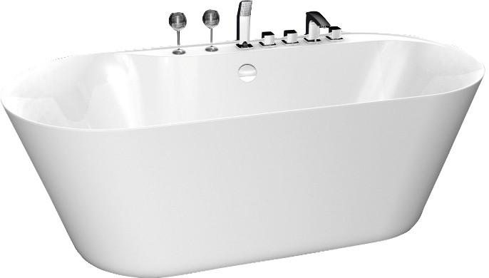Акриловая ванна BelBagno BB14