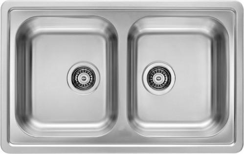 Мойка кухонная Alveus Elegant 40 декор