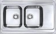 Мойка кухонная Alveus Classic Pro 80 1130472