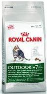 Royal Canin Outdoor +7 сухой корм Роял Канин для активных кошек старше 7 лет (4 кг)