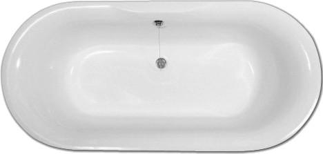 Ванна из искусственного камня Фэма Феррара 3 встраиваемая