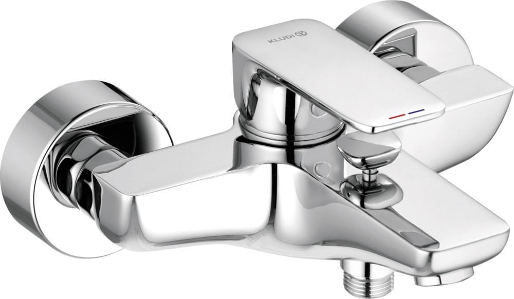 Смеситель Kludi Pure&Style 406810575 для ванны с душем