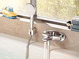 Смеситель Kludi Pure&Style 406810575 для ванны с душем, фото 2