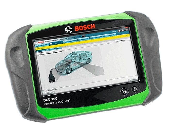 0684400122 DCU 100+ Bosch планшетный компьютер.
