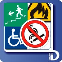 Предупреждающие стикеры и наклейки. , фото 1