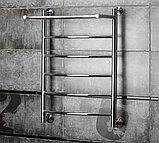 Полотенцесушитель водяной Тругор ЛЦ Приоритет НП 1 П 80x60, с полкой, фото 2
