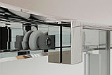 Душевой уголок Kubele DE018RG-MAT-CH-105х105х200, фото 2