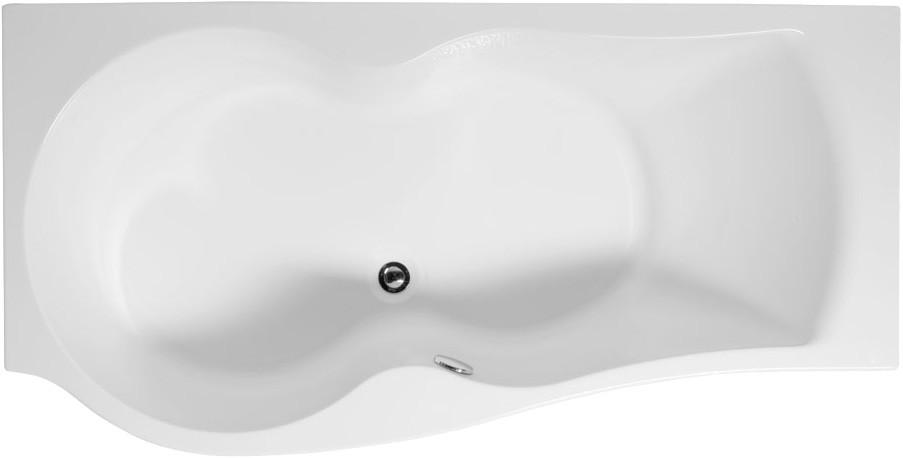 Акриловая ванна Aquanet Nicol 170x85 L с каркасом