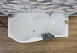 Акриловая ванна Aquanet Nicol 170x85 L с каркасом, фото 5