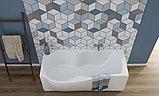 Акриловая ванна Aquanet Nicol 170x85 L с каркасом, фото 6