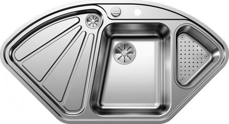 Мойка кухонная Blanco Delta Blancodelta-IF нержавеющая сталь