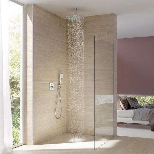 Верхний душ Kludi A-QA 6444005-00 40 см