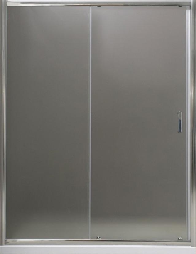 Душевая дверь в нишу BelBagno Uno BF 1 100 P Cr