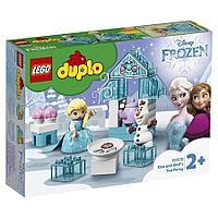 LEGO: Чаепитие у Эльзы и Олафа DUPLO 10920, фото 1