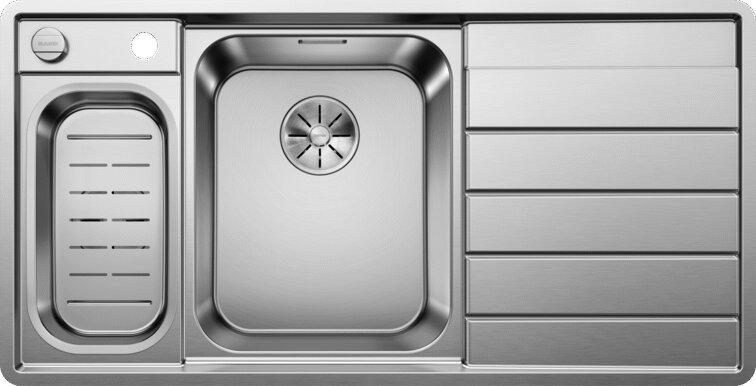 Мойка кухонная Blanco Axis III 6S-IF L