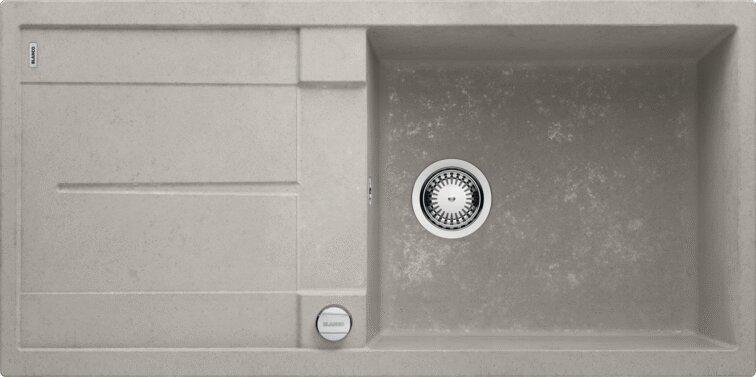 Мойка кухонная Blanco Metra XL 6 S стиль бетон