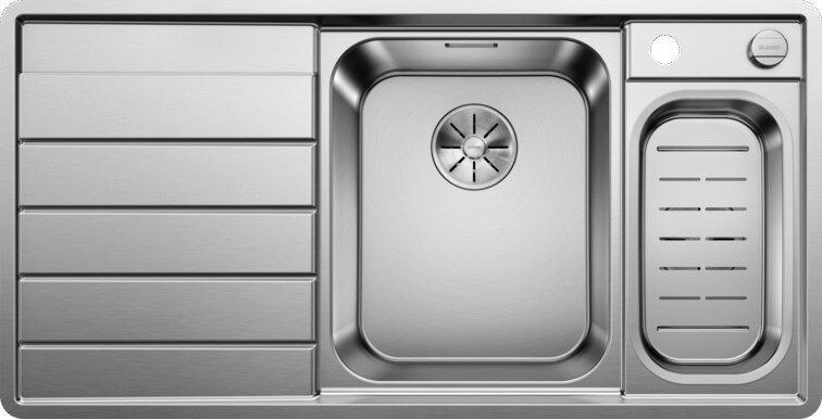 Мойка кухонная Blanco Axis III 6S-IF R