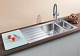 Мойка кухонная Blanco Axis III 6S-IF R, фото 2