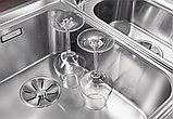 Мойка кухонная Blanco Axis III 6S-IF R, фото 4