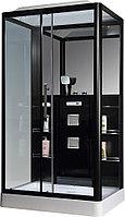 Душевая кабина Grossman GR-227 L 120x90 см черная