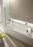 Акриловая ванна Jacob Delafon Odeon up 170x75 + слив-перелив, фото 4