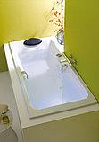 Акриловая ванна Jacob Delafon Odeon up 170x75 + слив-перелив, фото 5