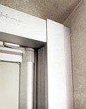 Душевой уголок GuteWetter Practic Rectan GK-402 правая 100x80 см стекло бесцветное, профиль матовый хром, фото 2