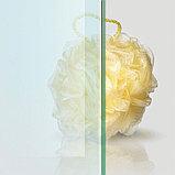 Душевой уголок GuteWetter Practic Rectan GK-402 правая 100x80 см стекло бесцветное, профиль матовый хром, фото 4