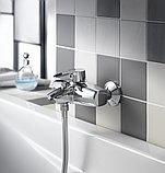 Смеситель Jacob Delafon Tea E71600-CP для ванны с душем, фото 2